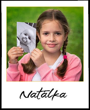 Fotka Natálky